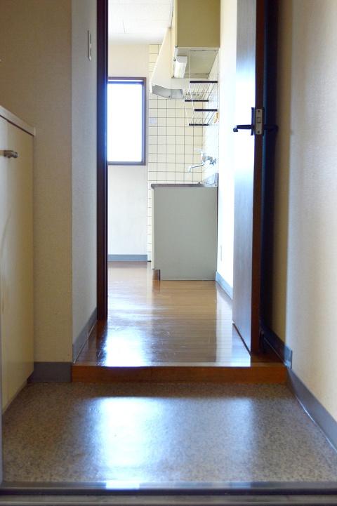 宿毛市賃貸-アパート-お部屋です