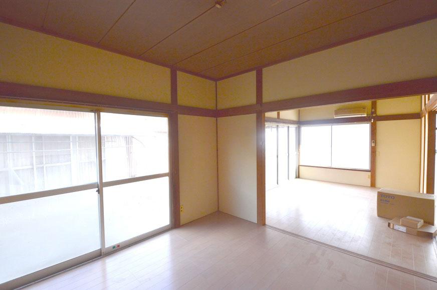 宿毛市賃貸戸建て-洋室4.5畳