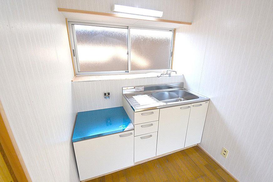 宿毛市賃貸アパート-キッチン