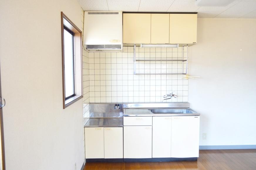 宿毛市賃貸-アパート-キッチン