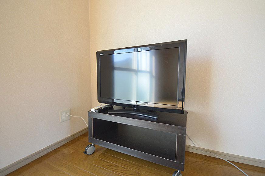 宿毛市賃貸マンション-32型テレビ