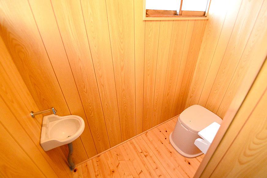 宿毛市賃貸アパート-トイレ