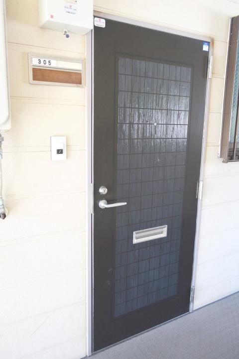 宿毛市賃貸-アパート-扉を開けると