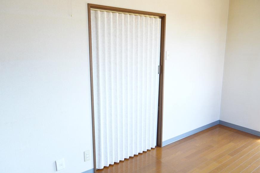 宿毛市賃貸-アパート-バスルームの扉