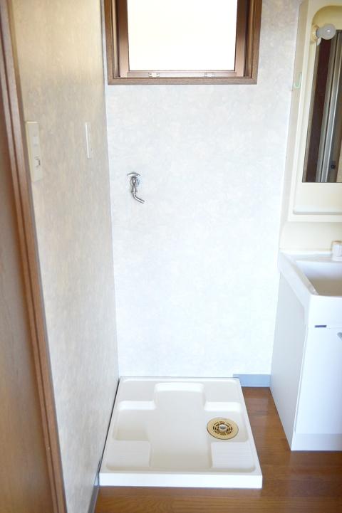宿毛市賃貸-アパート-室内洗濯機置き場