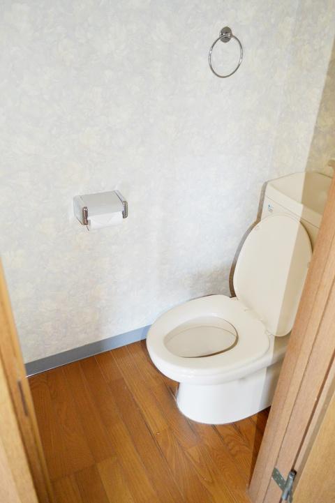 宿毛市賃貸-アパート-トイレ