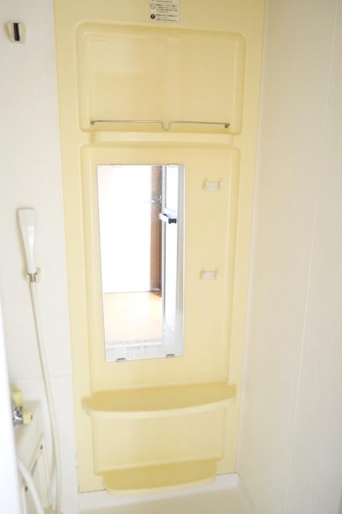 宿毛市賃貸-アパート-お風呂の鏡
