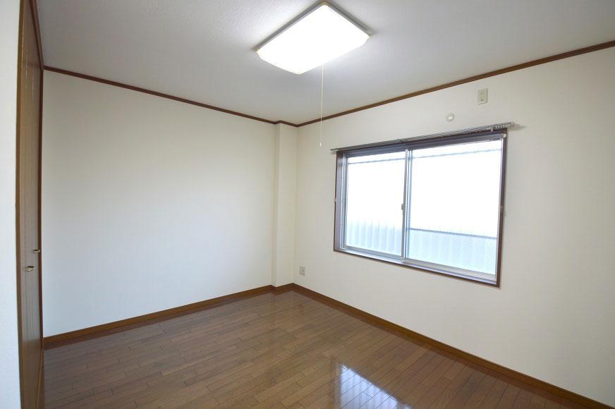 北側の洋室6畳