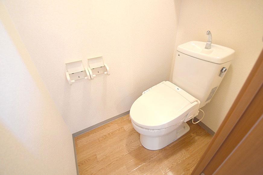 宿毛市賃貸マンション-トイレ