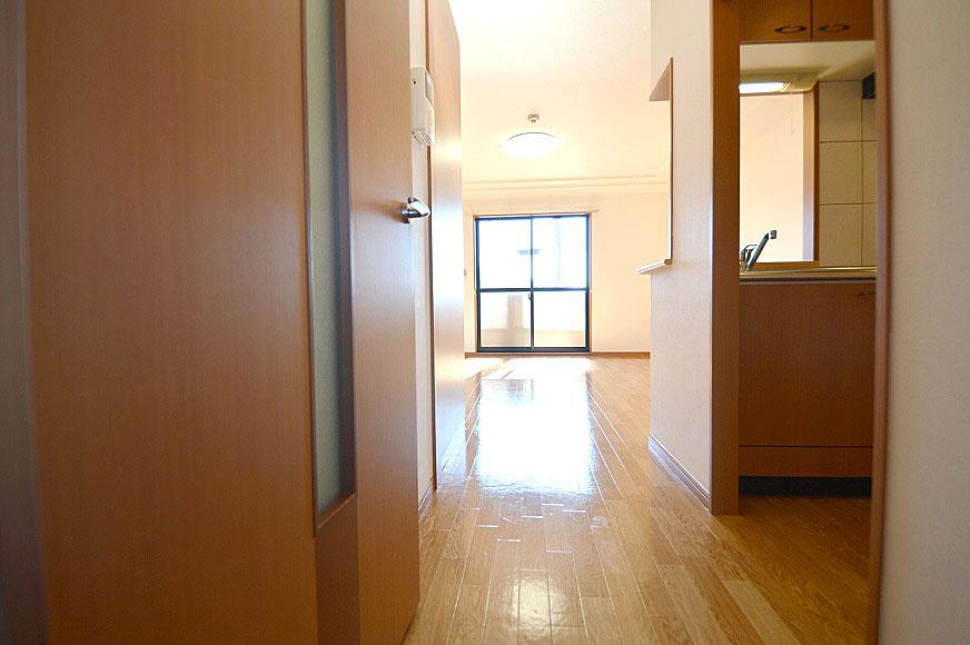 宿毛市賃貸マンション-メインルームです