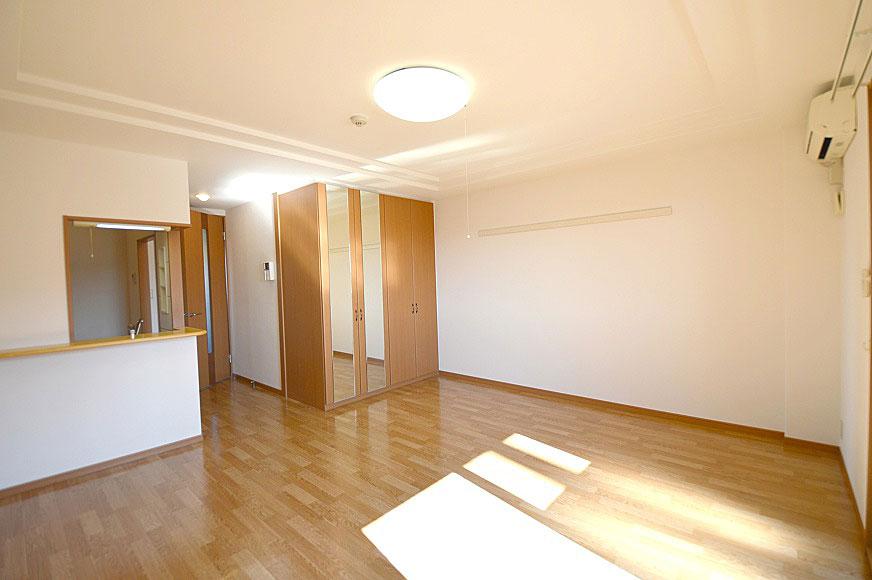 宿毛市賃貸マンション-南向きのお部屋です。
