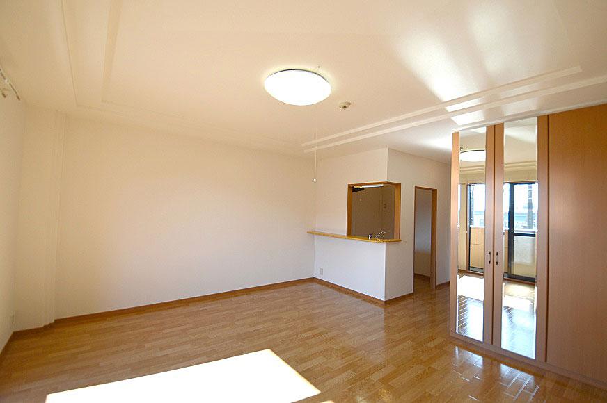 宿毛市賃貸マンション-おしゃれな天井