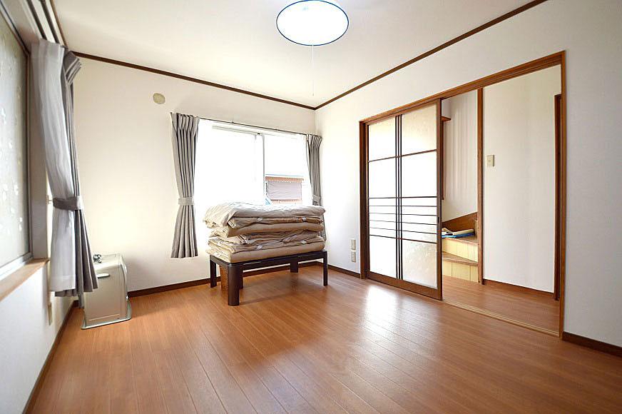 1階の洋室