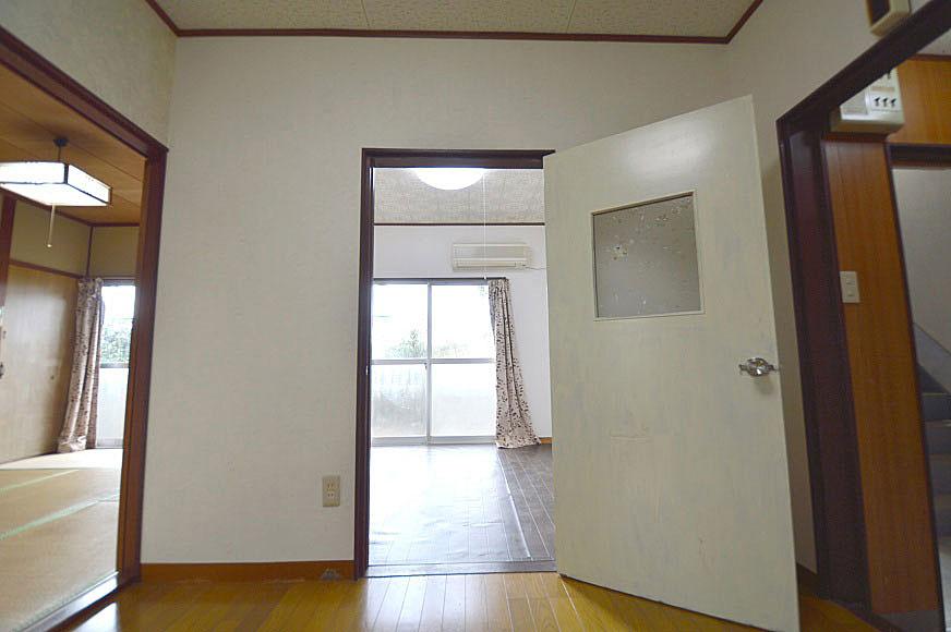 洋室4.5畳です。