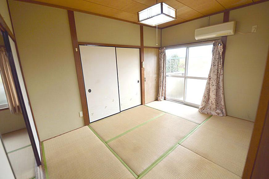 和室(南側)6畳