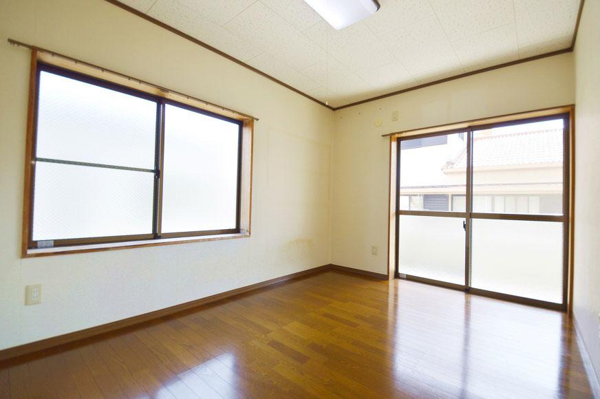 洋室6畳東側