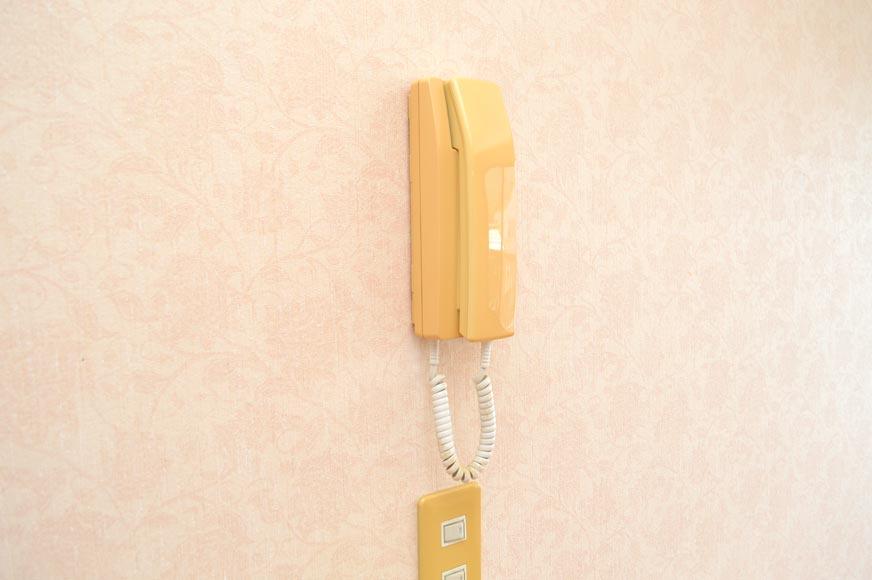 ピンポン室内電話