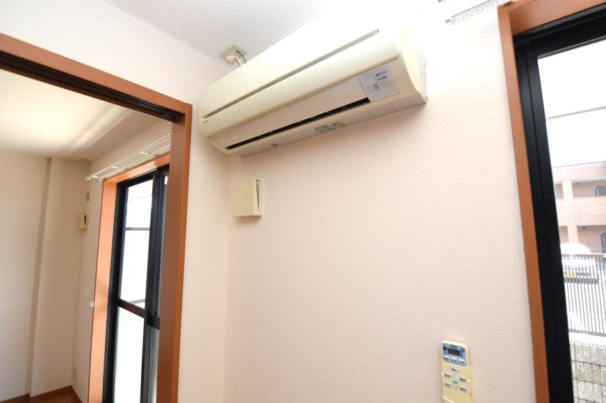 宿毛市の賃貸マンション-エアコン付き