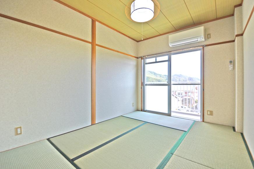 南側の和室別角度