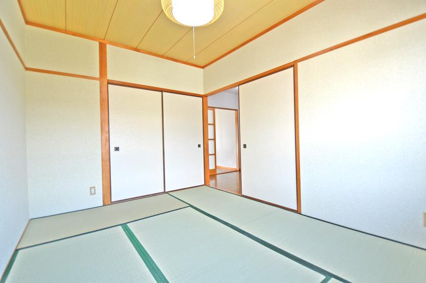 北側の和室別角度