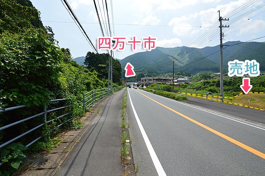 宿毛市押ノ川の売地-14